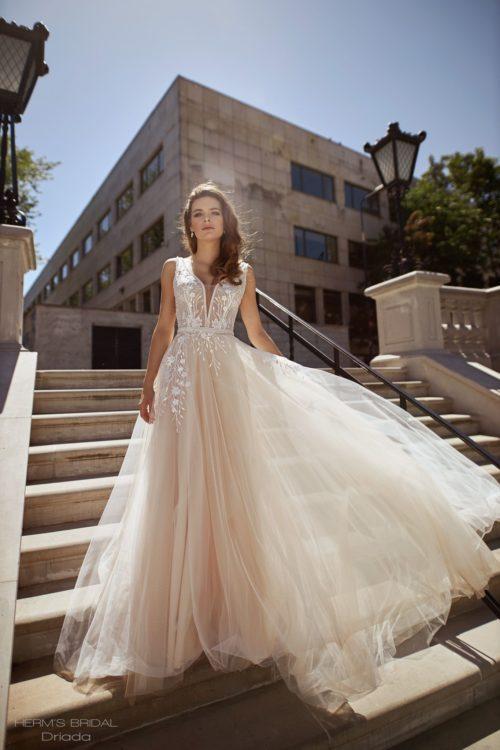 suknia slubna herms bridal Driada 1