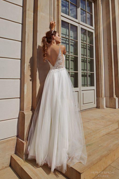 suknia slubna herms bridal Dubai 2