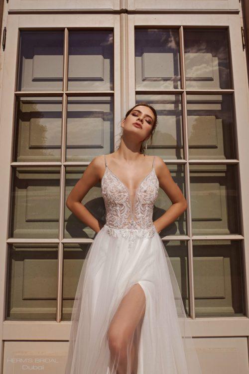 suknia slubna herms bridal Dubai 3