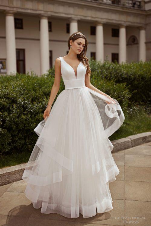 wedding dress herms bridal Dubbo 1