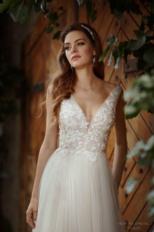 suknia slubna herms bridal Dujail 3