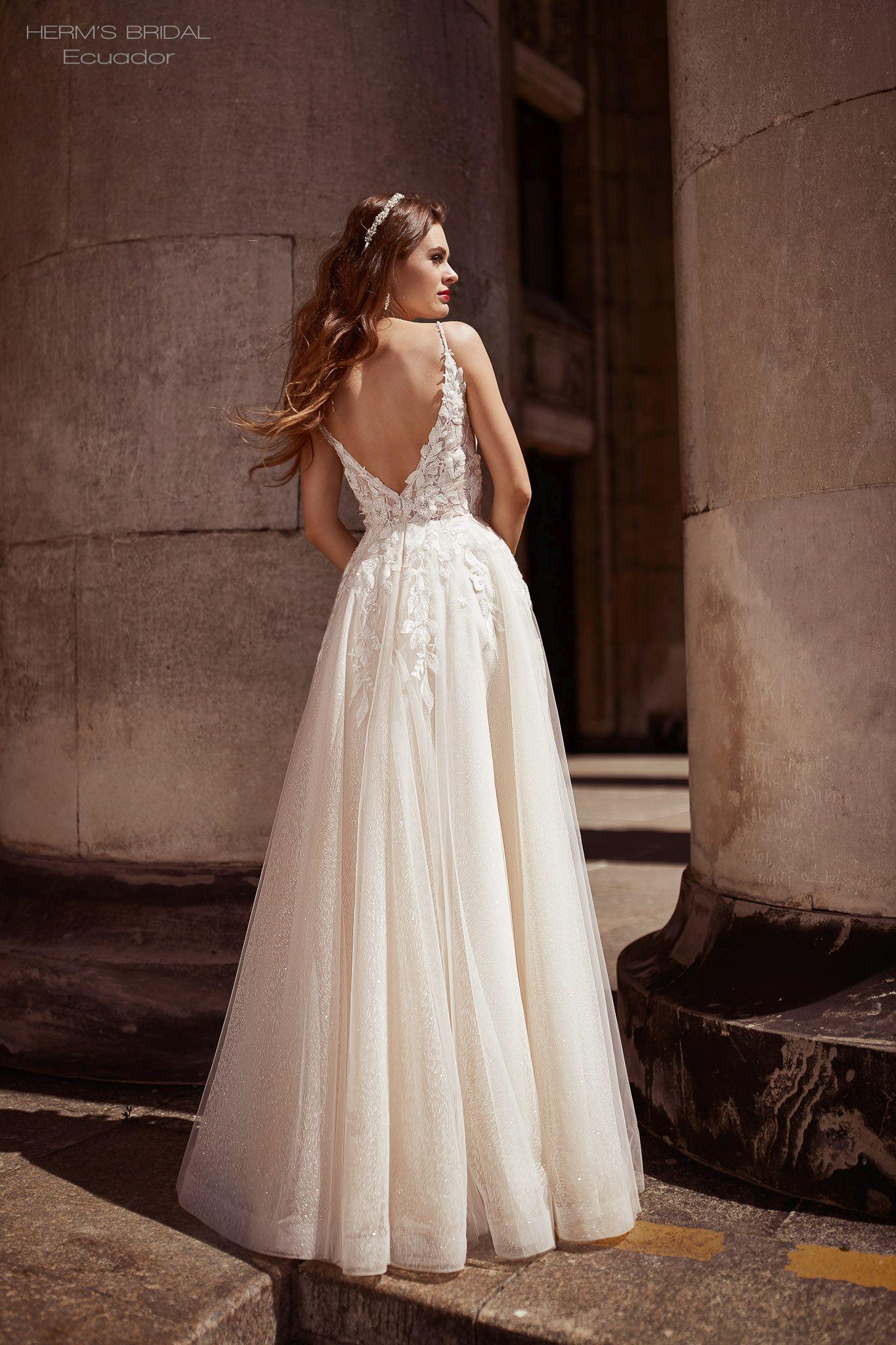 suknia slubna herms bridal Ecuador