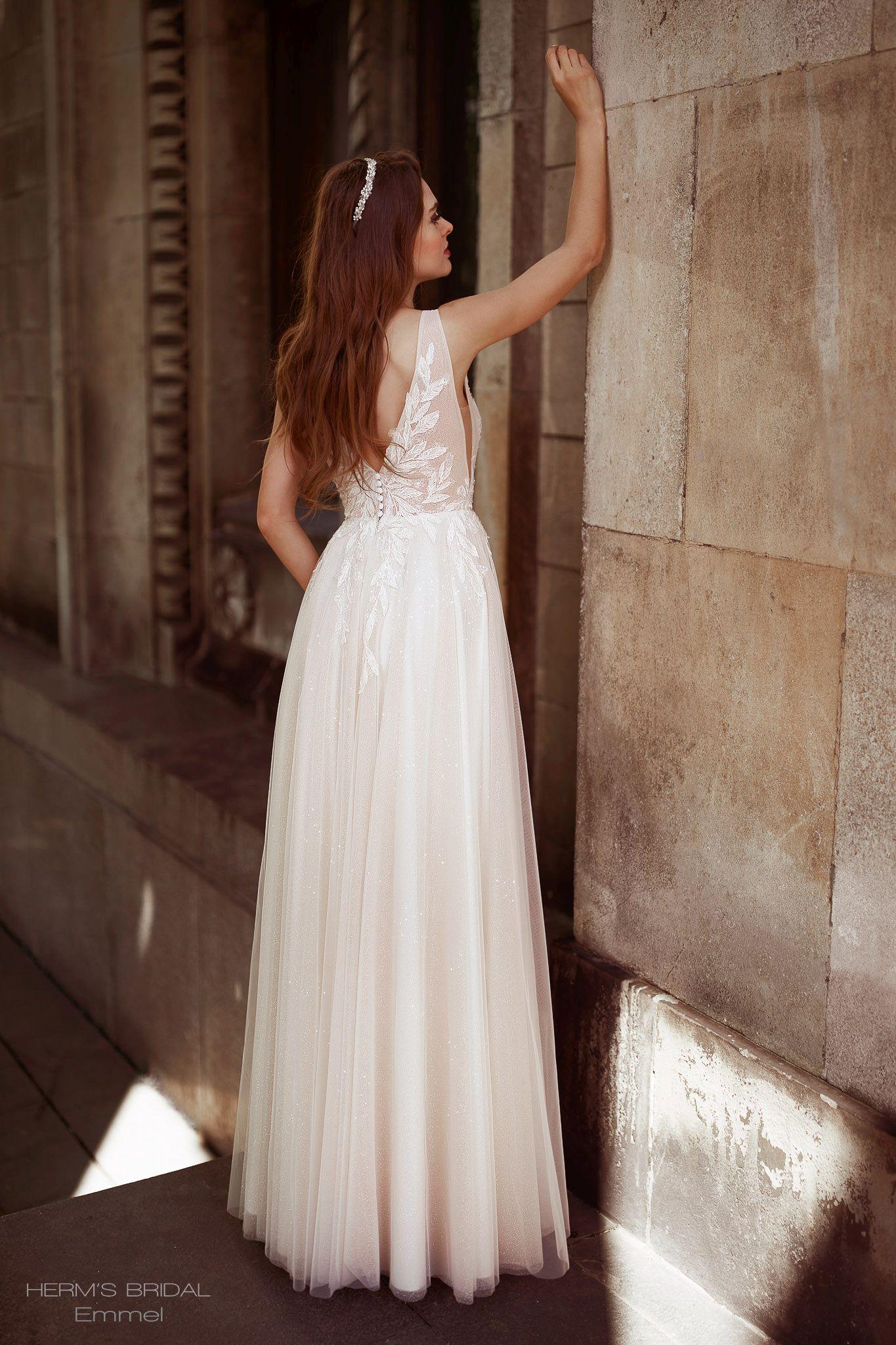 suknia slubna herms bridal Emmel