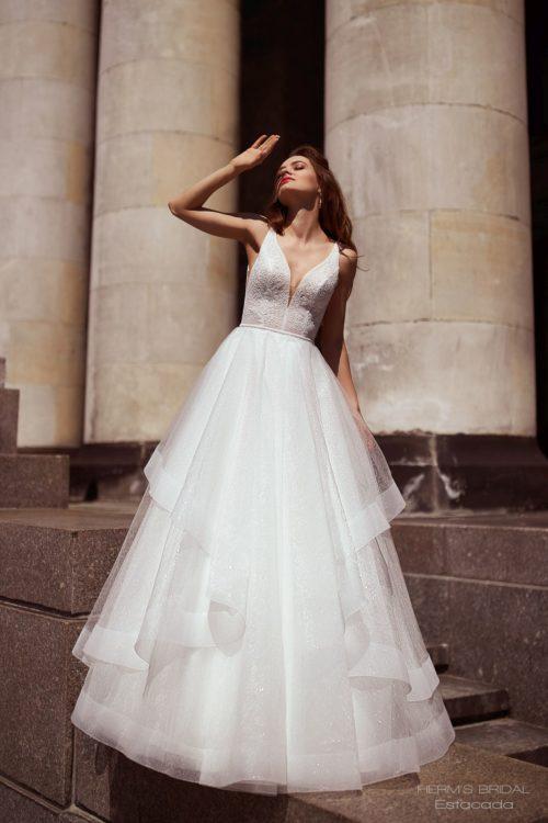 wedding dress Herms BridalEstacada