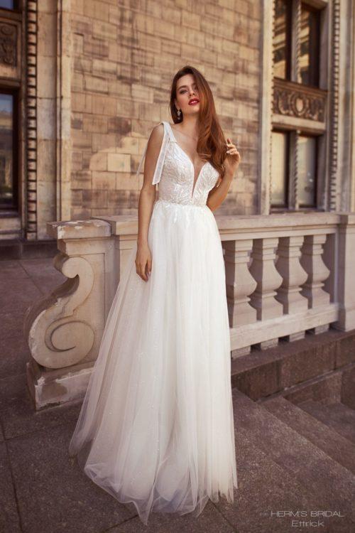wedding dress Herms BridalEttrick