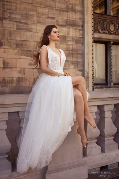 suknia slubna herms bridal Ettrick