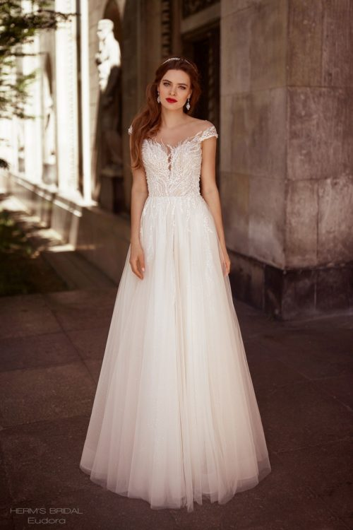 wedding dress Herms BridalEudora