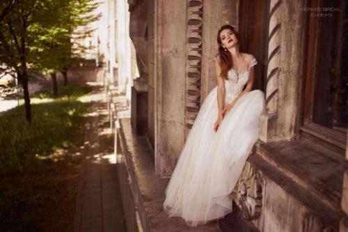 suknia slubna herms bridal Eudora