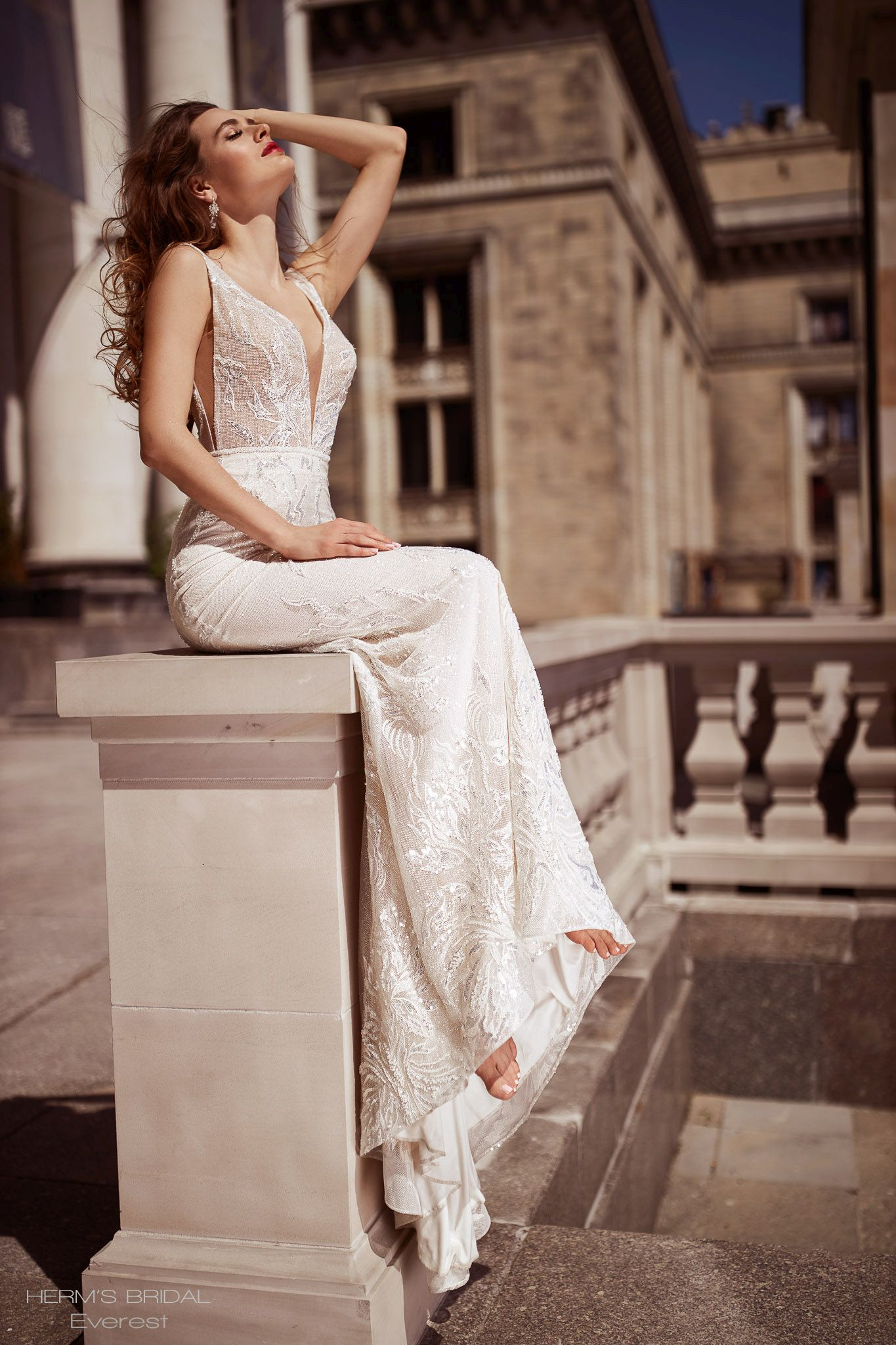 suknia slubna herms bridal Everest
