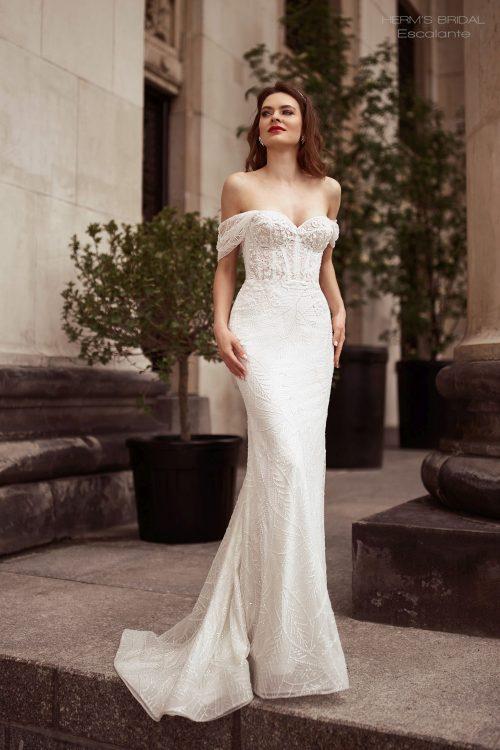suknia slubna herms bridal Escalante