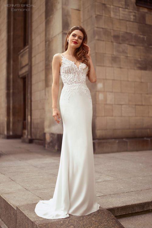 wedding dress Herms BridalEsmond