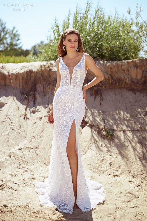 wedding dress Herms BridalEustis