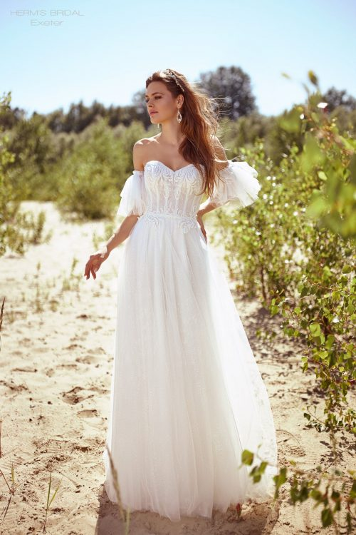 wedding dress Herms BridalExeter