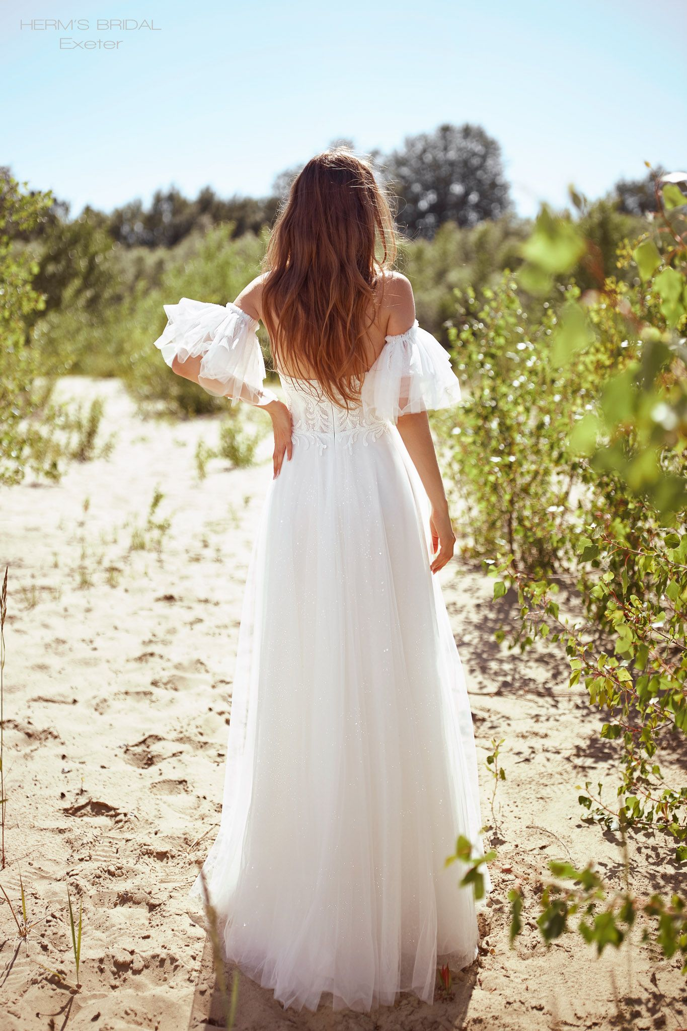 suknia slubna herms bridal Exeter