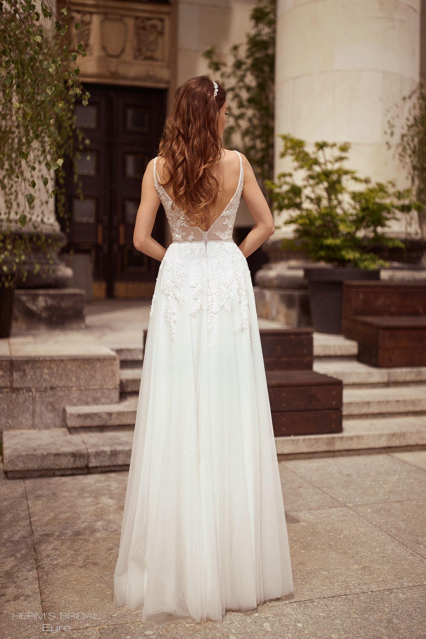 suknia slubna herms bridal Eyre